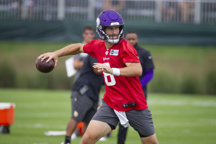 NFL Covid Policy Turning Kirk Cousins Into Muhammad Ali