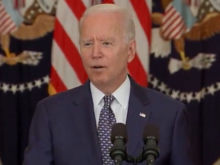 Full Replay: President Biden Delivers Update On COVID-19 Response, Vaccinations