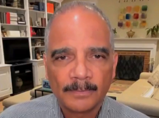 """Eric Holder: """"Citizens Need To Be In The Streets,"""" Raising The Consciousness Of People By Getting Arrested"""