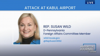 Rep. Wild on the Situation in Afghanistan