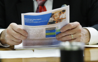 Think Tank's Study Says Elimination of Work Requirement for Medicaid Will Hurt Recipients