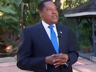 """Larry Elder: """"We All Ought to Be Looking at Election Integrity"""""""