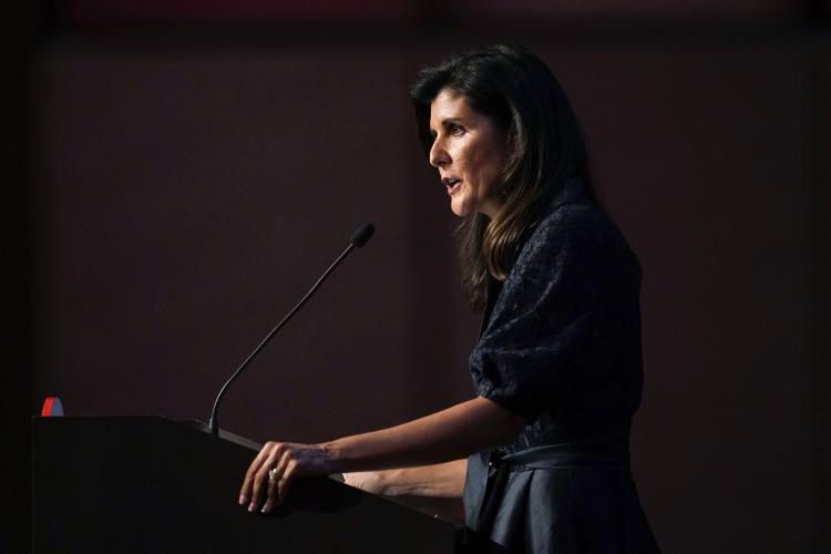Haley Speech Evokes Reagan -- and Hints at Biden-as-Carter   RealClearPolitics thumbnail