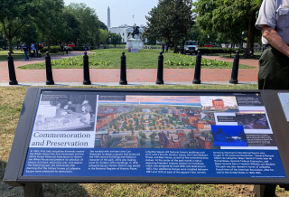 A Discussion with the Voices of Lafayette Park