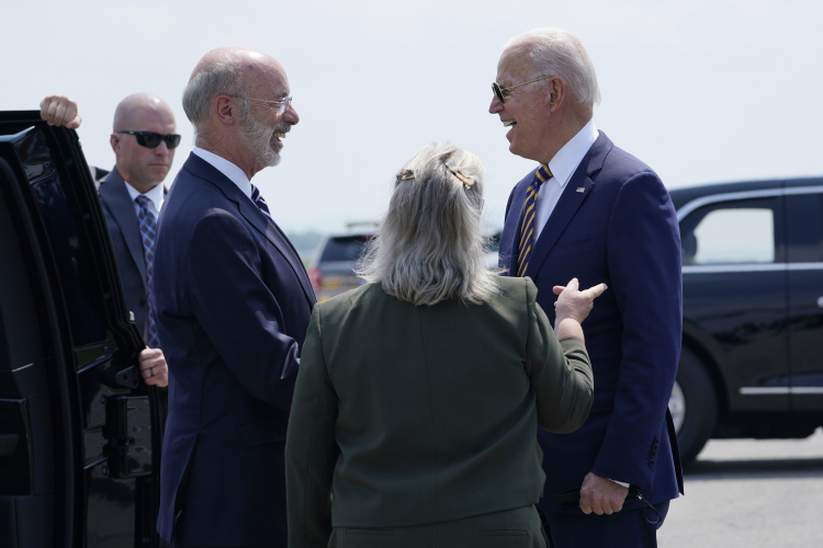 Pennsylvania Voters Reject Biden's Radical Agenda